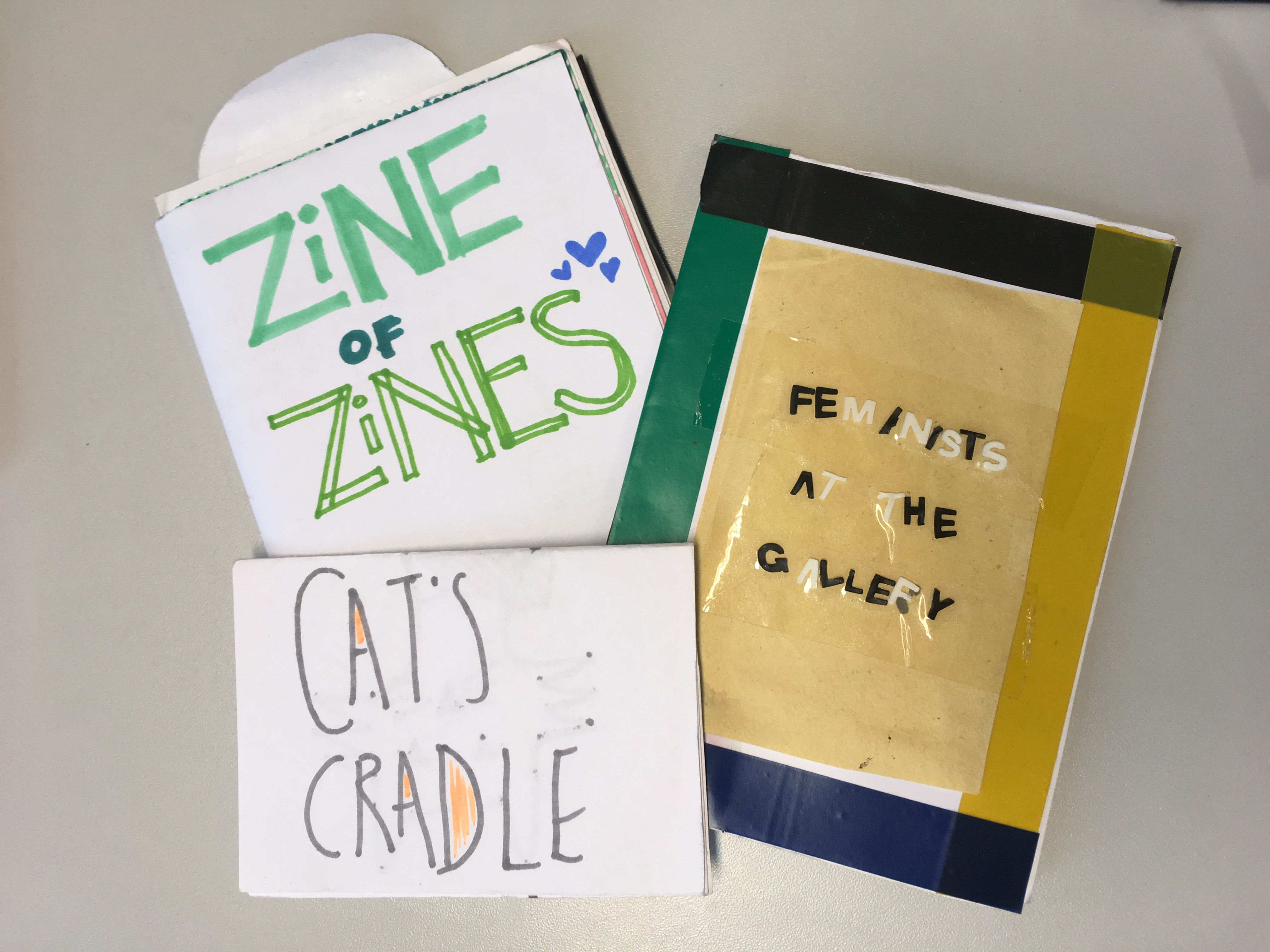 zines from Double Dabble