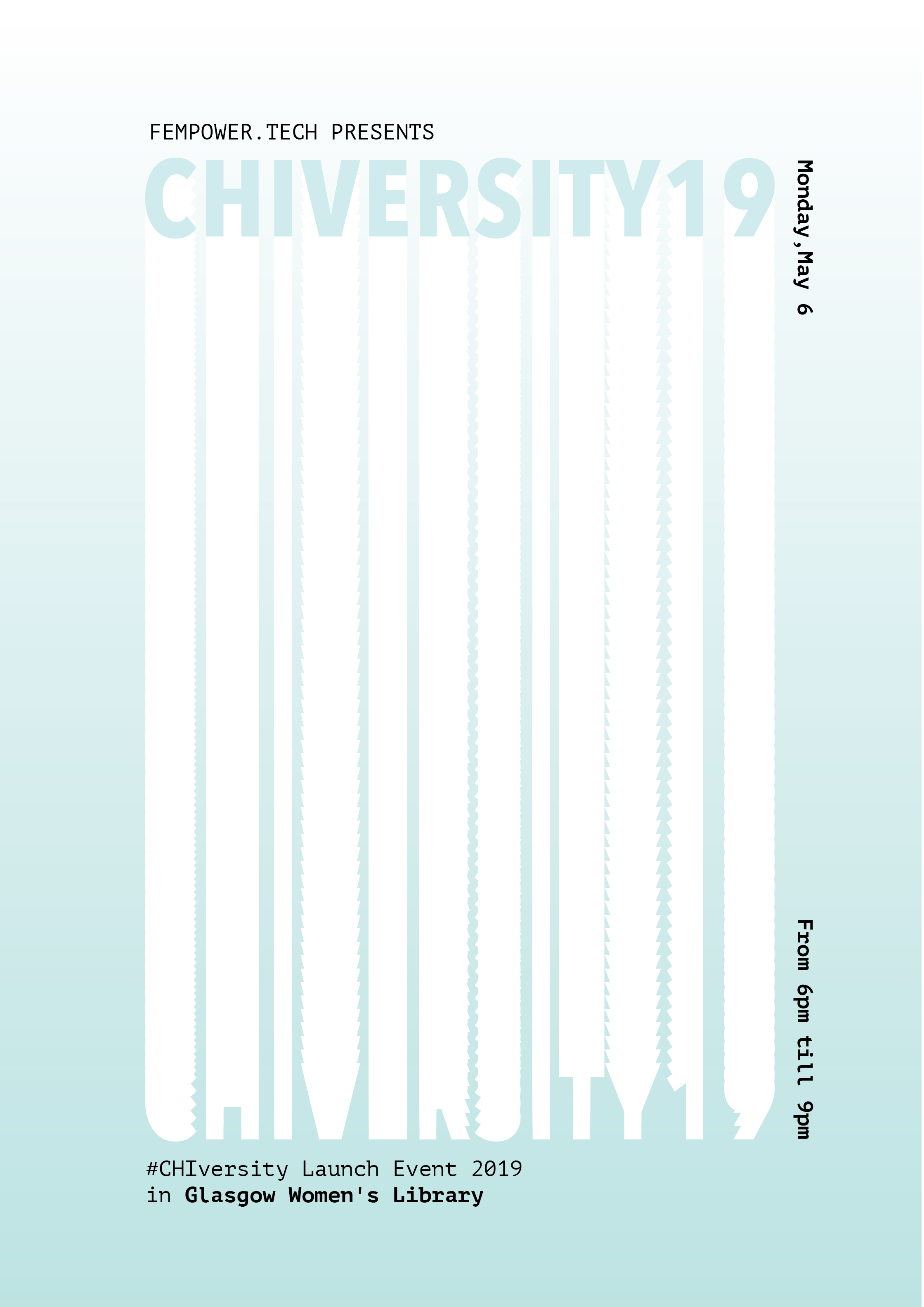 #CHIversity 2019